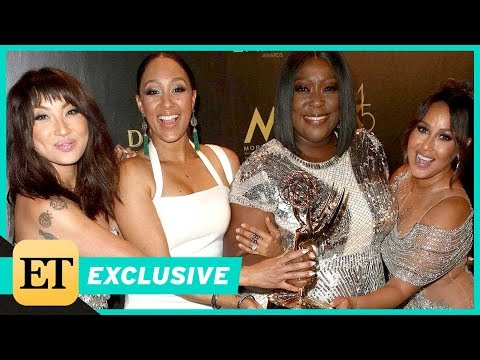 \'The Real\' Cast Tears Up After Emotional Daytime Emmy Win (Exclusive)
