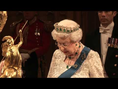 The Queen's speech at the Irish State banquet