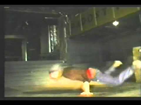 How To Breakdance - Lessons - Basic - 10 - Turtle