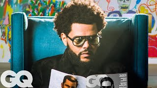 The Weeknd Reads GQ Until The Lights Go Out | GQ