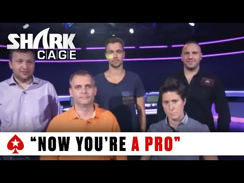 Shark Cage Episode 8   PokerStars