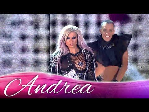 ANDREA - MIX PLANETA DERBY  TOUR 2010 / АНДРЕА - МИКС ТУРНЕ 2010