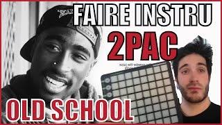 Faire Du Tupac Instru Old School