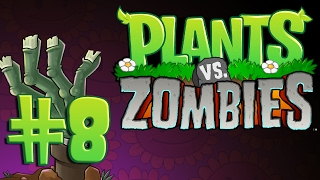 """Let's Play """"Plants VS Zombies"""" [Episode 8]"""