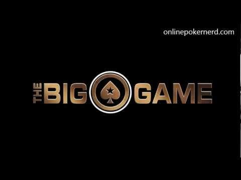 PokerStars Online Poker Video 2013 Big Game - Online Poker Bonus Code Review - OnlinePokerNerd.com
