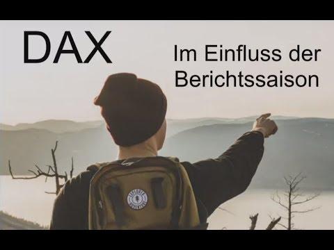 DAX: Anleger hoffen auf Fortsetzung der Aktien-Rally