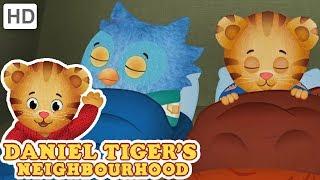 Daniel Tiger 🌙 💤 Let's Celebrate Sleep! | Videos for Kids