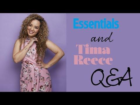 Q&A with Tima Reece   Essentials magazine