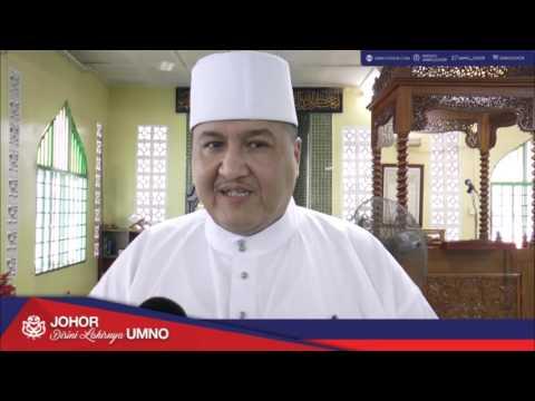 RM100 Ribu Disumbangkan Oleh KPRJ Kepada Masjid Wadi Hassan, Johor Bahru  - @TPJ1