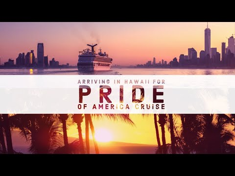 Arriving in Honolulu for Pride of America Cruise Ship | 7 Day Hawaii Cruise | Travel Vlog 2018