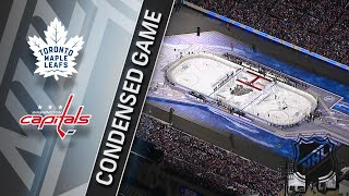 03/03/18 Condensed Game: Maple Leafs @ Capitals