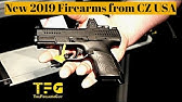 SHOT Show 2019: Girsan MC28SA-T Pistol - YouTube