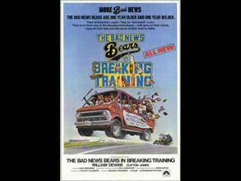 Bad News Bear in Breaking Training Theme