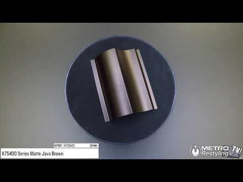 KPMF MATTE JAVA BROWN K75543 Vinyl Wrap Car Wrapping Film