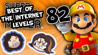 Super Mario Maker: Just Try It! - PART 82 - Game Grumps