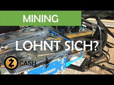 Lohnt sich Mining in Deutschland 2021?