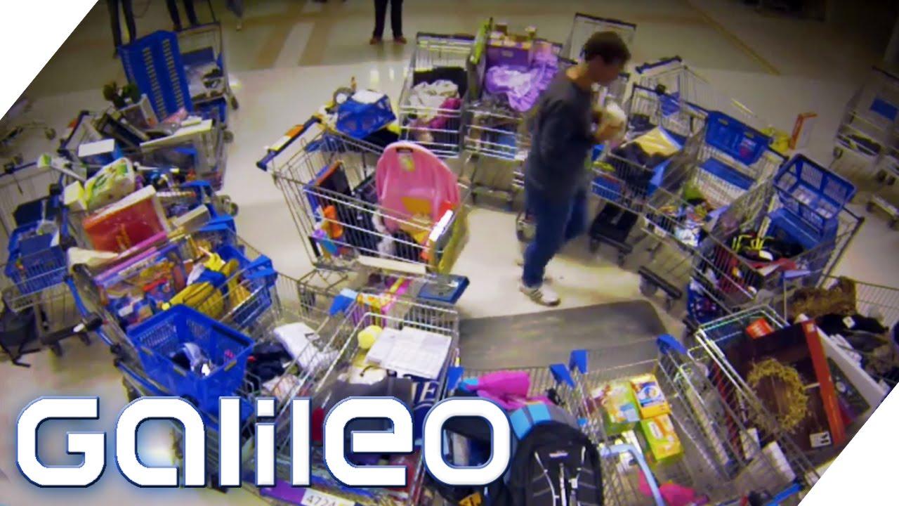 Wahnsinn im größten Supermarkt der Welt (2/2): Weihnachten Spezial | Galileo | ProSieben