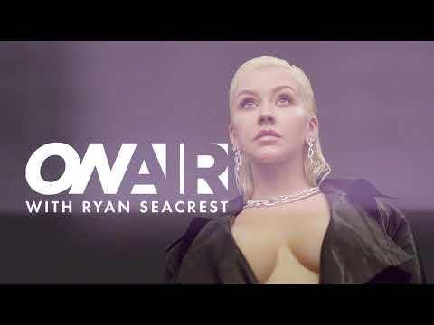 Christina Aguilera - On Air With Ryan Seacrest | The Liberation Tour | Demi Lovato | New Music