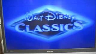 Feature Presentation logo,Walt Disney Classics,Walt Disney Pictures Logo