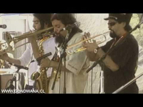 Gondwana - Verde, Amarillo y Rojo (Video Oficial)
