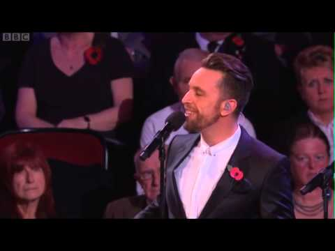 The Overtones - The Glory of Love (Festival of Remembrance)