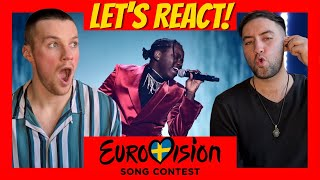 Let's React! | Tusse - Voices | Sweden Eurovision 2021