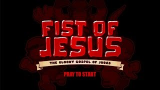 FIST OF JESUS THE GAME: TRAILER FOR STEAM