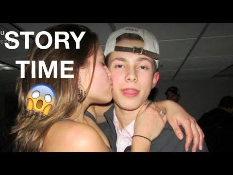 STORY TIME: My Scariest High School Hookup Story   VLOG⁴ 021