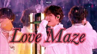 BTS 【방탄소년단 】 Love Maze Stage MIX 【日本語字幕】BTS 5TH MUSTER [MAGIC SHOP]