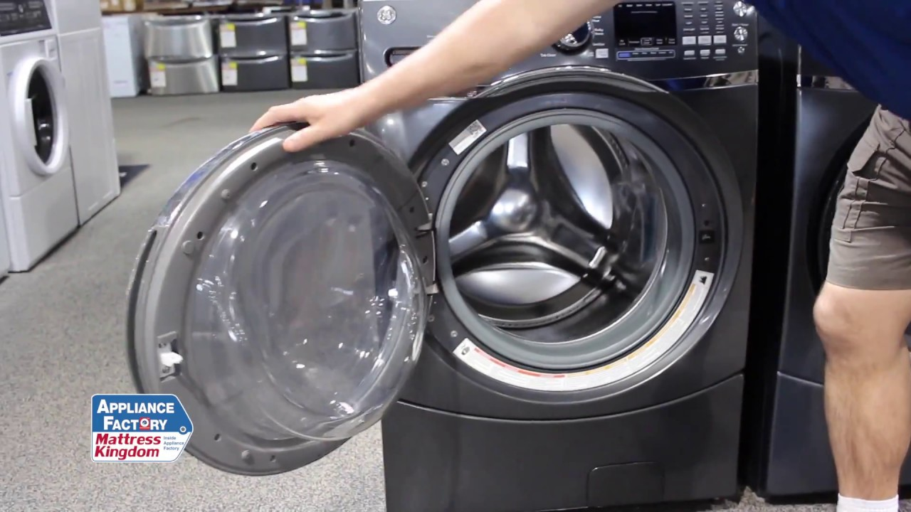 High Efficiency Front Load Vs Regular Top Load Washer Youtube