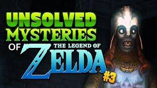 5 Unexplained Zelda Mysteries! #3