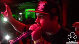 Trueno y Replik vs Sinaph y Poly - Semifinal Hablemos de Rap 2vs2 2017