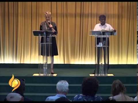 Dorothée Rajiah - Dieu va faire au delà de ce que tu penses et demandes