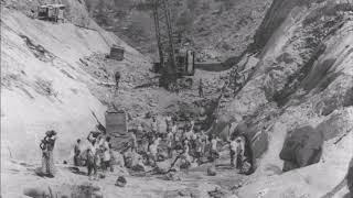 Idukki Dam & Cheruthoni Dam Construction Video 1969 to 1975