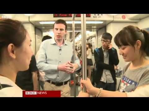 BBC News   Shanghai  Is this too revealing for the metro  mp4