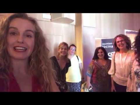 comentarios conferencia visibilidad femenina Yolanda Sáenz de Tejada en Tocina