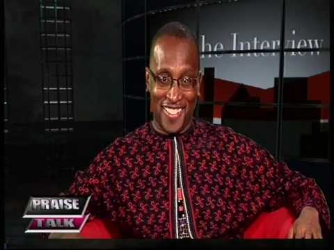 Praise Talk Show - Interview with Collins Pratt (De Champ) one of Sierra Leone's most Celebrated
