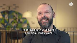 Wolters Kluwer Digital Transformation with Capgemini
