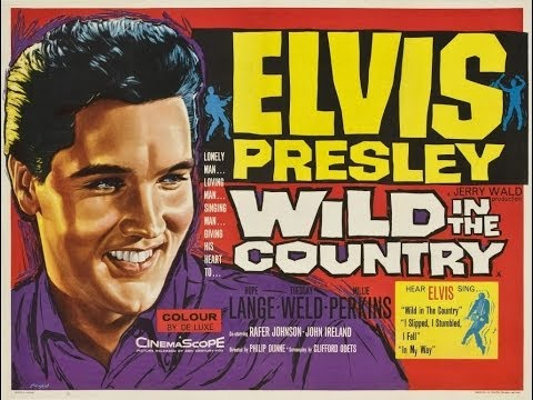 56 Les inédits d'Elvis Presley by JMD Spécial SESSIONS DU FILM Wild In The Country, épisode 56 !