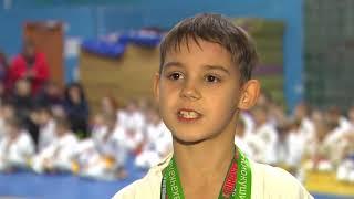 Сборная Омска по киокушин каратэ успешно выступила в двух крупных соревнованиях