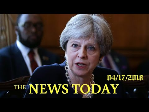 May Apologizes To Caribbean Countries For UK Treatment Of Post-war Migrants | News Today | 04/1...