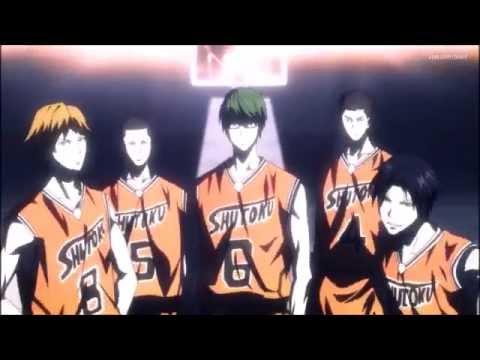 Kuroko no Basketball AMV- BTS Dope