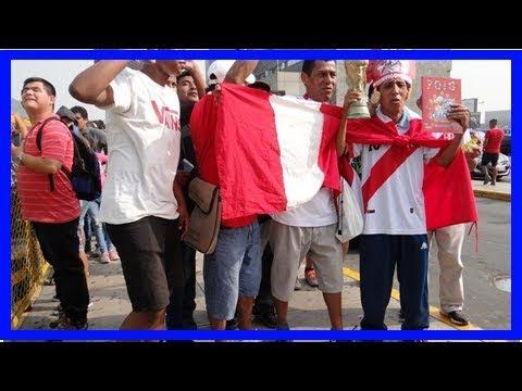 Peruano se burla de Chile por el mundial - Noticias