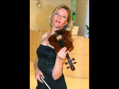 Karol Szymanowsky ''Myths''  for Violin and Piano (I)  ''La Fontaine d'Arethuse''