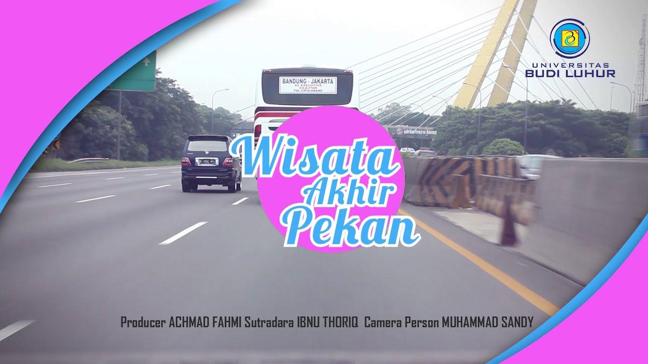 Wisata Akhir Pekan Waterboom Lippo Cikarang Univ Budi Luhur