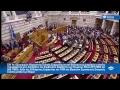 Live: Greek Parliament votes on name change deal with FYROM
