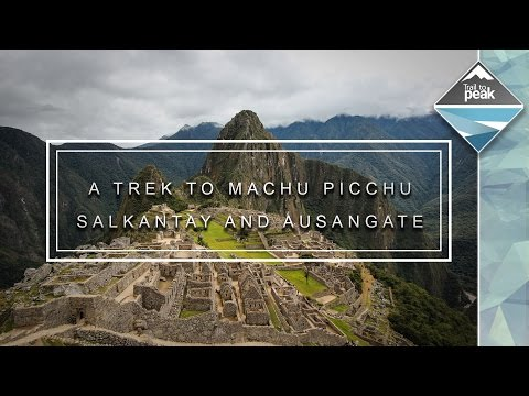 Incas and the Andes: Machu Picchu, Cusco, Salkantay, and Ausangate