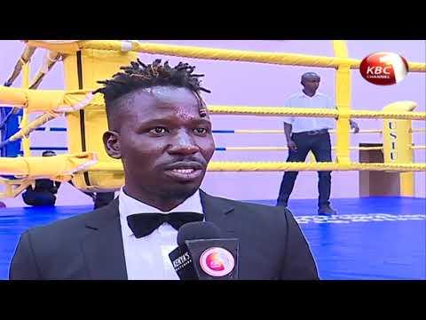 Player selected to represent Kenya at Africa kick boxing championship