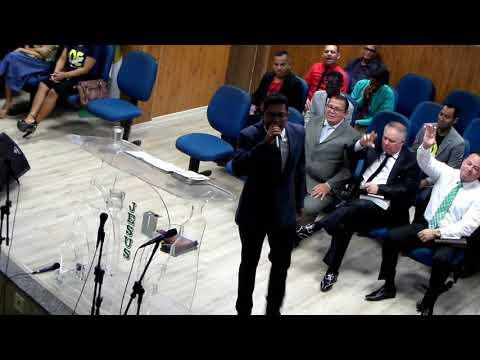 Pr. Samuel costa  Semav 2017  Ministério Chama viva Porto de Santana ES