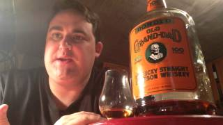 Brown Liquor Reviews - 6 - Old Grand-Dad Bottled in Bond (100 proof)